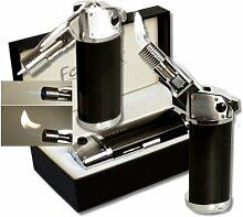 Formula Design Tischfeuerzeug mit Jet - Soft -