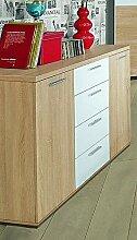 Forte Möbel Sideboard Winnie Kommode 4 Schubladen