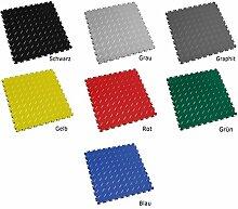 Fortelock® Vinyl Bodenfliese 2050 Mittlere