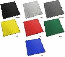 Fortelock® Vinyl Bodenfliese 2080 Mittlere