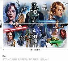 FORWALL DekoShop Star Wars Star Wars Fototapete