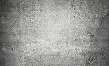 FORWALL Fototapete Tapete Beton P8 (368cm. x