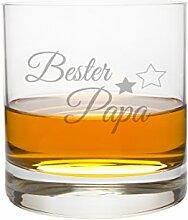 FORYOU24 Whiskeyglas Leonardo Papa Gravur