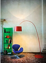 Foscarini Twiggy Terra rot LED