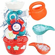 FOSUBOO Baby Spielzeug Badewannenspielzeug