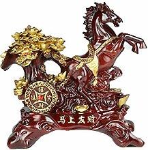 FOTEE sammlerstücke Feng Shui Dekor, Pferd