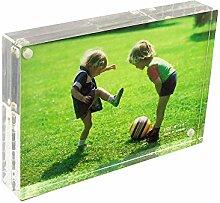 Foto Acrylrahmen mit Magnetverschluss 11,5 x 9 x