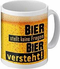 Foto Premio Tasse mit lustigem Spruch | Bier