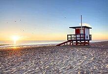 Foto-Tapete - Cocoa Beach - Größe 372x254 cm -