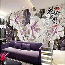 Foto Tapete Kunst Lotus Modern Minimalist