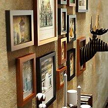 Foto Wand Retro Composite Bilderrahmen Wand