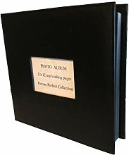 Fotoalbum 30,5 x 30,5 cm, Scrapbook-Album oben