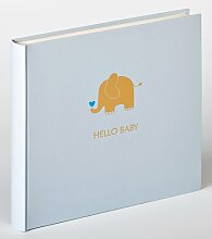 Fotoalbum Baby Animal Harriet Bee Farbe: Blau