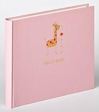 Fotoalbum Baby Animal Harriet Bee Farbe: Rosa
