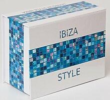 Fotoalbum Fotobox Schachtel Ibiza Nr.1 für 400