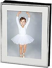 Fotoalbum für 20x25 cm Fotos Silber Plated