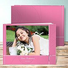 Fotoalbum für Kommunion, Schöpferkraft 88 Seiten, Hardcover 290x222 mm personalisierbar, Ro