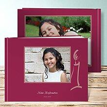 Fotoalbum für Kommunion, Segment 36 Seiten, Hardcover 290x222 mm personalisierbar, Ro