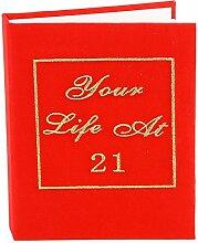 Fotoalbum zum 21. Geburtstag - Your Life