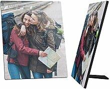 Fotoaufsteller 20 x 25 cm Hoch, aus Stabiler