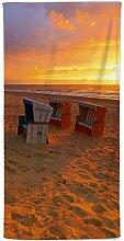 fotobar!style Strandhandtuch 90 x 180 cm