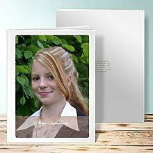 Fotobuch für Jugendweihe, Der größte Tag 28 Seiten, Hardcover 234x296 mm personalisierbar, Braun