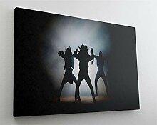 Fotografie Tanz Ausdruck Leinwand Canvas Bild