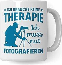 Fotografieren Tasse, Geschenk für Fotografen