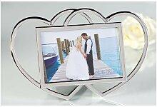 Fotorahmen, Bilderrahmen 10x15cm HERZ LOVE