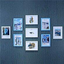 Fotorahmen Bilderrahmen-Set Set mit mehreren