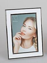 Fotorahmen, Bilderrahmen WHITESILVER für 10x15cm