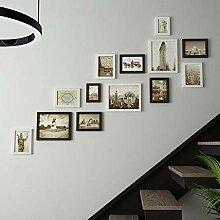 Fotorahmen für die Wandmontage, Galerie,