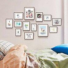 Fotorahmen Gallery Kit, Collage Wand und Desktop