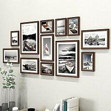 Fotorahmen mit Collage zur Wandmontage, Fotowand