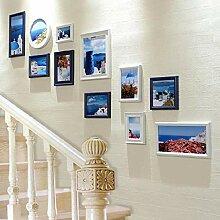 Fotorahmen Wand 13 Galerien, Desktop oder