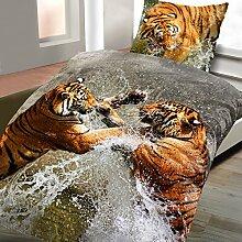 Fotorealistischer Digitaldruck Bettwäsche