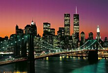 "Fototapete ""Manhattan"", New York im"