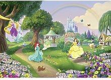 Fototapete 2,54 m x 368 cm Disney Princesses