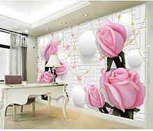 Fototapete 3D dimensionale Vliestapete Wohnzimmer