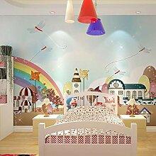 Fototapete 3d effekt 3D Kinderzimmer Tapeten