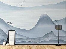 Fototapete 3D Effekt Chinesische Art Abstrakte