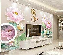 Fototapete 3D Effekt Chinesische Hintergrundwand