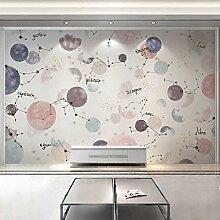 Fototapete 3D Effekt Dekoration Wohnung Modern