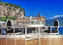Fototapete 3D Effekt Mediterrane Architektur