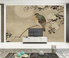 Fototapete 3D Effekt Tapete Chinesische Mit