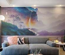 Fototapete 3D Effekt Tapete Hintergrund Der Wall