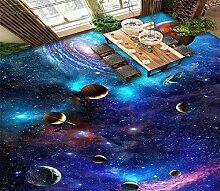 Fototapete 3D Effekt Tapete Kosmische Galaxie