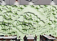 Fototapete 3D Effekt Tapete Restaurant Mit