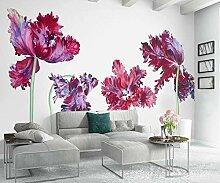 Fototapete 3D Effekt Tapete Wandbild Frische