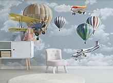 Fototapete 3D Effekt Tapete Wandbild Minimalistic